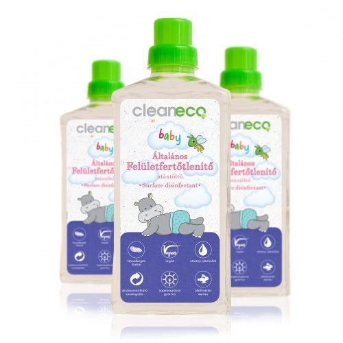 Cleaneco Baby felület fertőtlenítő 1l