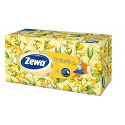 Zewa Deluxe Design dobozos papírzsebkendő