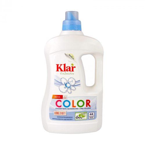 Klar Öko-szenzitív folyékony mosószer színes és fehér ruhákhoz 2l