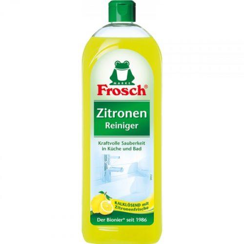 Frosch Általános tisztító Citrom 750ml