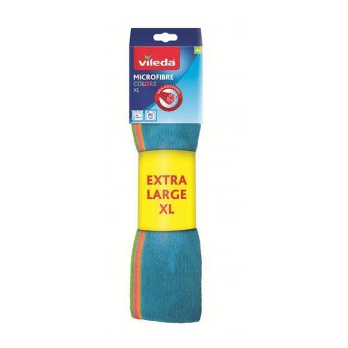 Vileda Color 4 mikroszálas törlőkendő