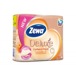 Zewa Deluxe Cashmere Peach 4db/csomag