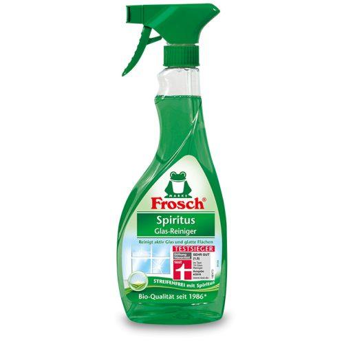 Frosch Ablaktisztító Spiritusszal 500ml