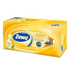 Zewa Softis Soft&Sensitive dobozos papírzsebkendő