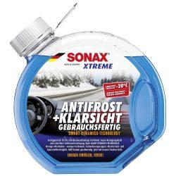 Sonax Xtreme Szélvédőmosó jégoldó -20C