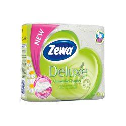 Zewa Deluxe Camomile Comfort 4db/csomag