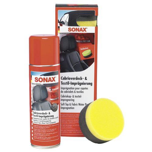 Sonax Cabrio Tető és Textilimpregnáló 300ml