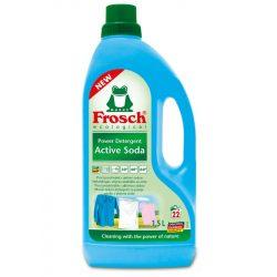 Frosch folyékony mosószer Aktiv Soda 1,5l
