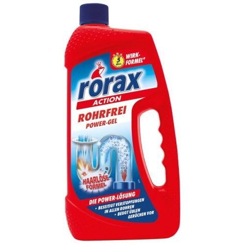 Rorax lefolyótisztító 1l