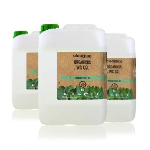 Cleaneco Organikus Wc tisztító gél 5l