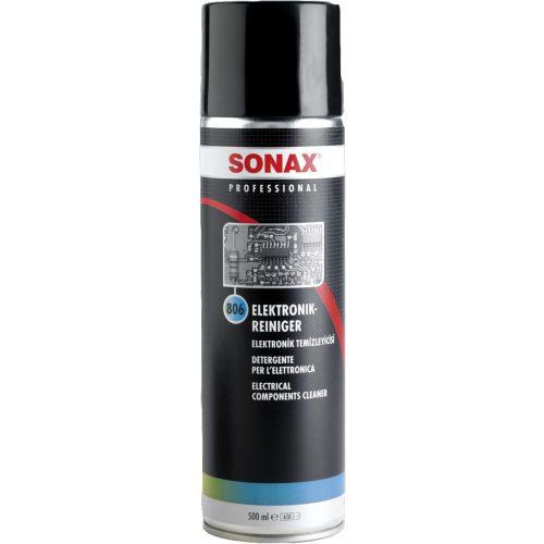 Sonax Profi elektromos alkatrész tisztító 500ml