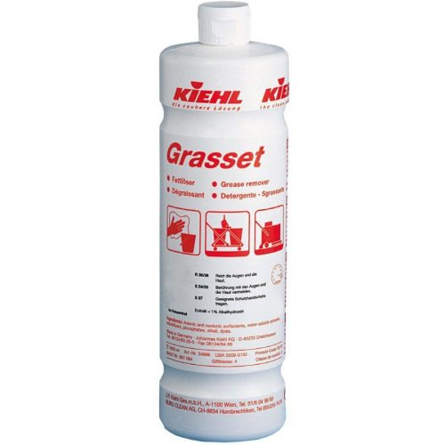 Kiehl Grasset zsíroldó tisztítószer 1l