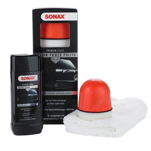 Sonax PremiumClass Zafír polírozó szett