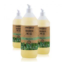 Cleaneco Organikus Wc tisztító Gél 1l