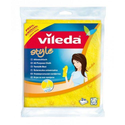 Vileda Style Általános Háztartási törlőkendő