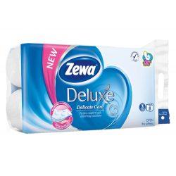 Zewa Deluxe Delicate Care 8db/csomag