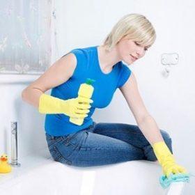 Fürdőszobai tisztítószerek