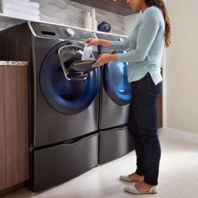 Textília mosás és ProMop rendszer