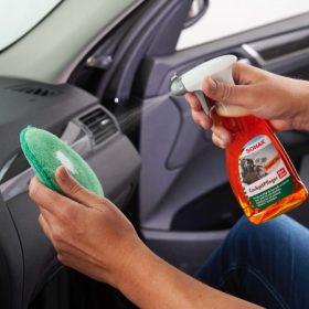 Autóbelső ápolás